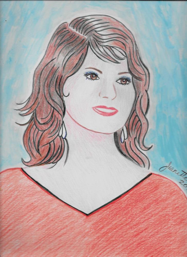 Susan Sarandon by Jeanette